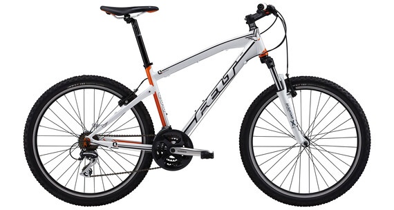 Felt MTB Q200 alpine white/black/orange